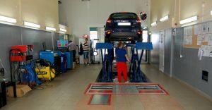 Podstawowa Stacja Kontroli Pojazdów Mokotów